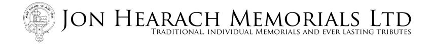 Jon Hearach Memorials Inverness